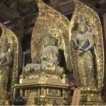慈恩寺 再建400年特別展 山形・寒河江市 重要文化財・聖徳太子の立像