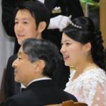 絢子さんと守谷慧さん夫妻の披露晩さん会 大切なご縁のあるドレス ボンボニエール