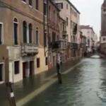 水の都 ベネチア 街の7割が冠水 記録的な高潮