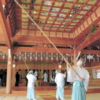 岩沼 竹駒神社「すす払い」新年の準備 2019初詣・交通規制・時間・屋台情報