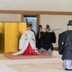 天皇陛下「期日奉告の儀」「勅使発遣の儀」皇后雅子さまも参拝