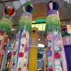 仙台七夕まつり2019.8.6~8 前夜祭8.5 花火 由来や飾り、交通規制について
