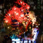 新庄まつり2019 8/24(土)~26(月) 虹色に輝く美しい山車 交通規制
